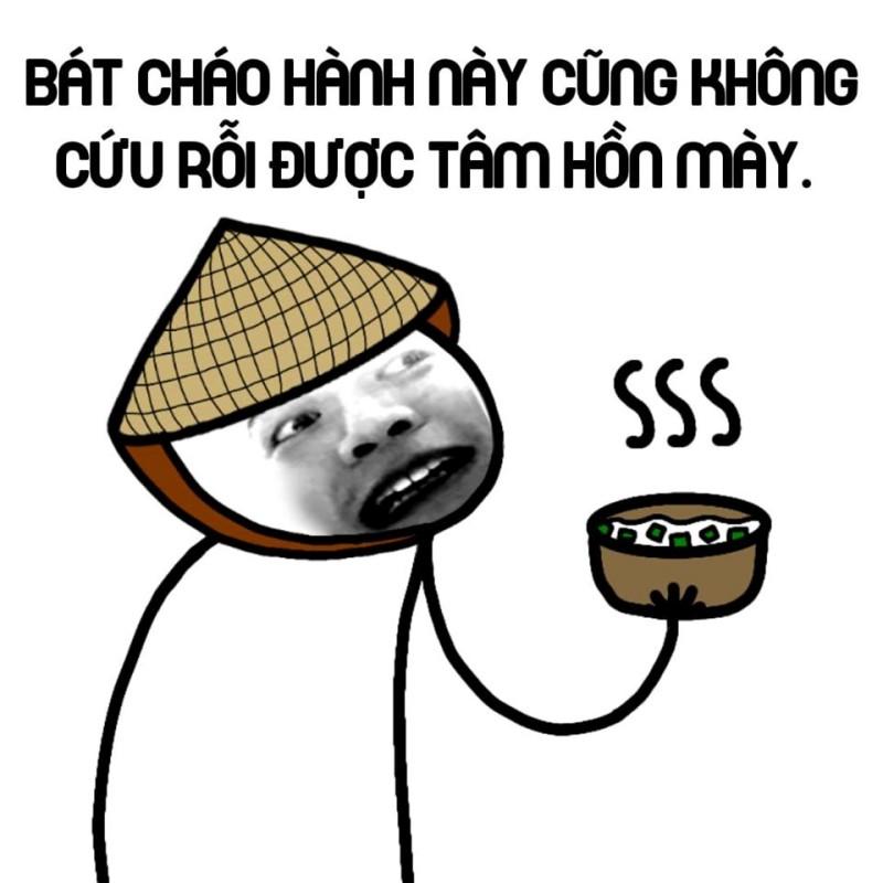 Dân mạng Việt tự chế bộ ảnh comment 'made in Vietnam' với nón lá, dép tổ ong, cháo hành 14