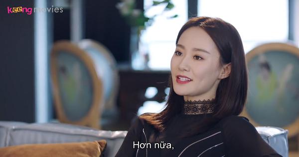 'Hạnh phúc trong tầm tay' tập 5-6: Hoàng Cảnh Du thừa nhận có tình cảm với Địch Lệ Nhiệt Ba, bạn gái tin đồn ghen tuông ra mặt 1