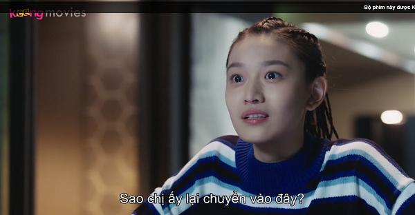 Lạc Lạc thích thú khi thấy Chu Phóng chuyển về nhà mình ở.