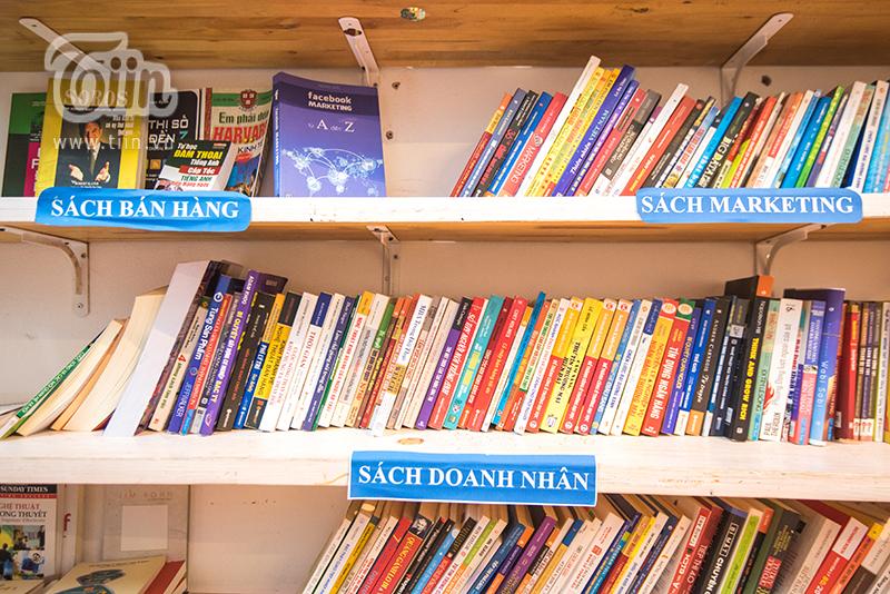 Thư viện sách miễn phí có nhiều đầu sách đa dạng, hiếm có và đắt tiền như: Y học, kinh doanh, marketing, facebook, google, chiến lược, nhân sự, phát triển bản thân, sách thiền...