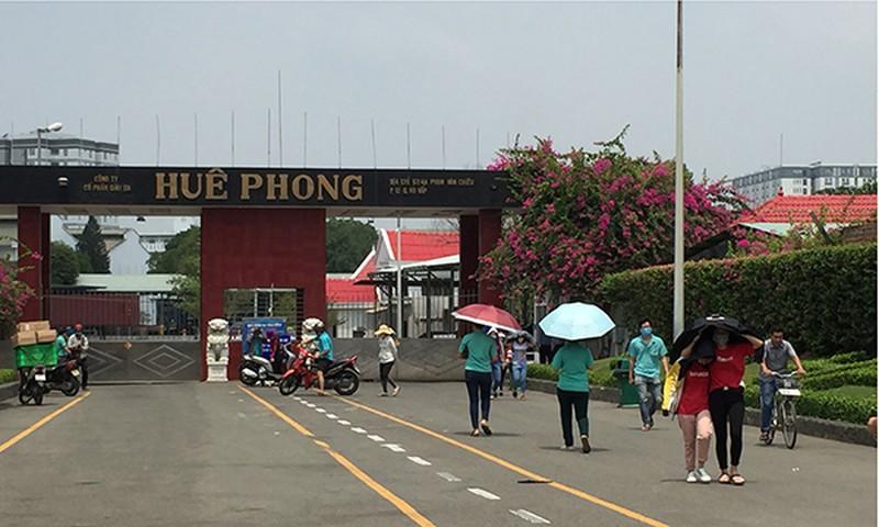 Công ty TNHH Giày da Huê Phong