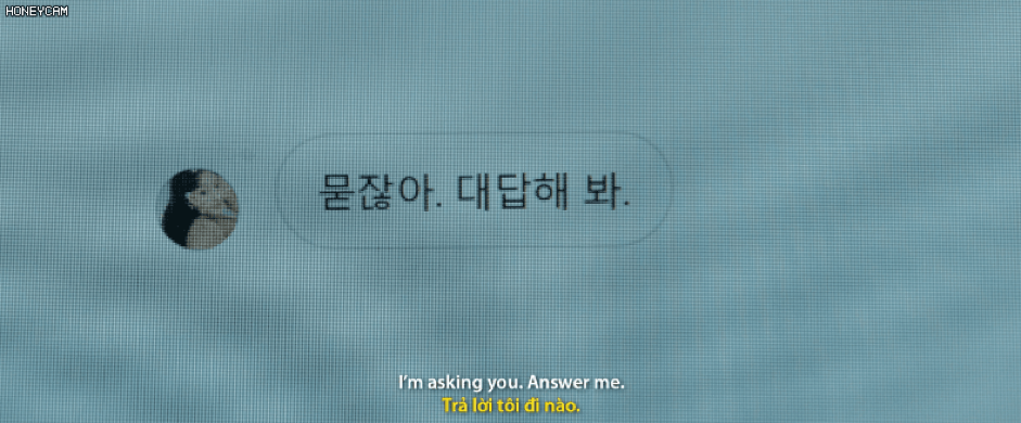 Jun Hyuk nhận được tin nhắc từ tài khoản MXH của người đã mất