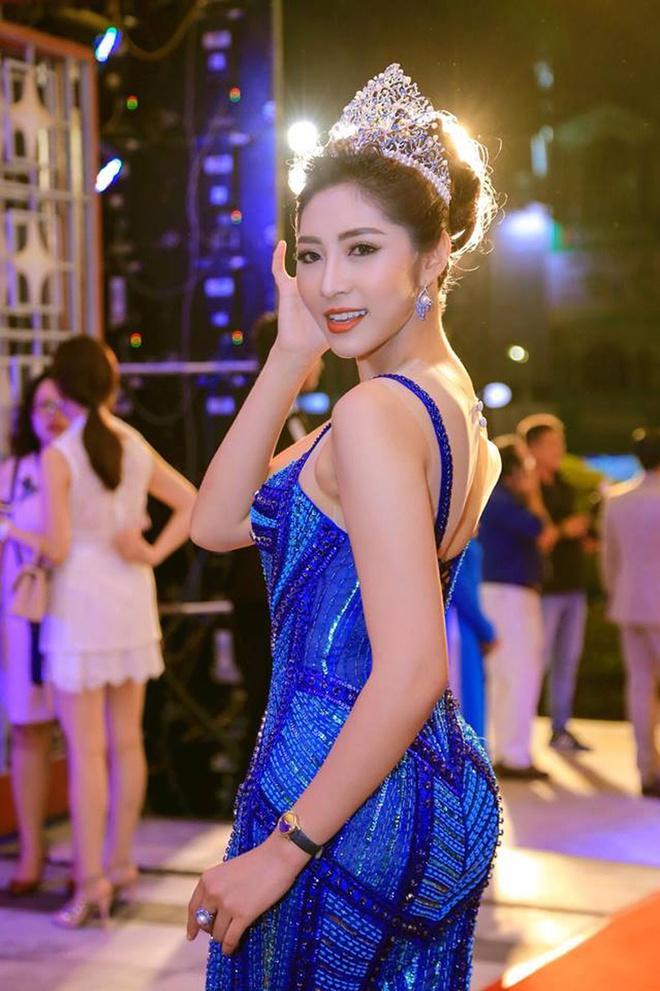 Hoa hậuĐại dương 2014 - Đặng Thu Thảo sắp sinh 2 quý tử cho chồng đại gia.