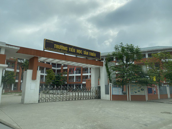 Trường Tiểu học Tân Triều (Thanh Trì – Hà Nội)