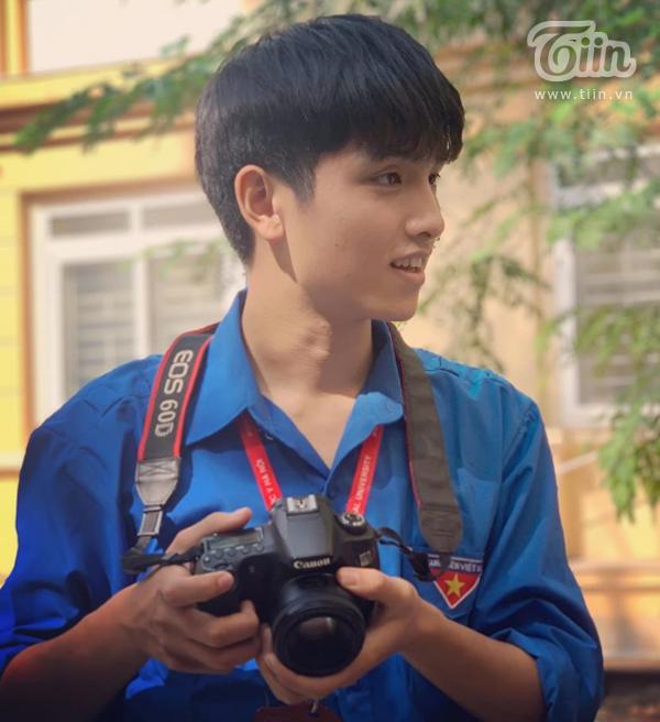 Nam sinh trường Y Hà Nội gây thương nhớ với vẻ đẹp như tài tử cùng thành tích học tập đáng nể 4