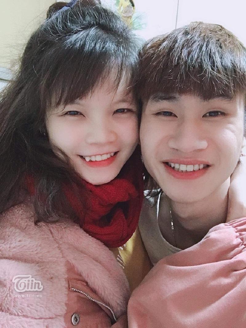 Cặp đôiVăn Tú -Hải Yến