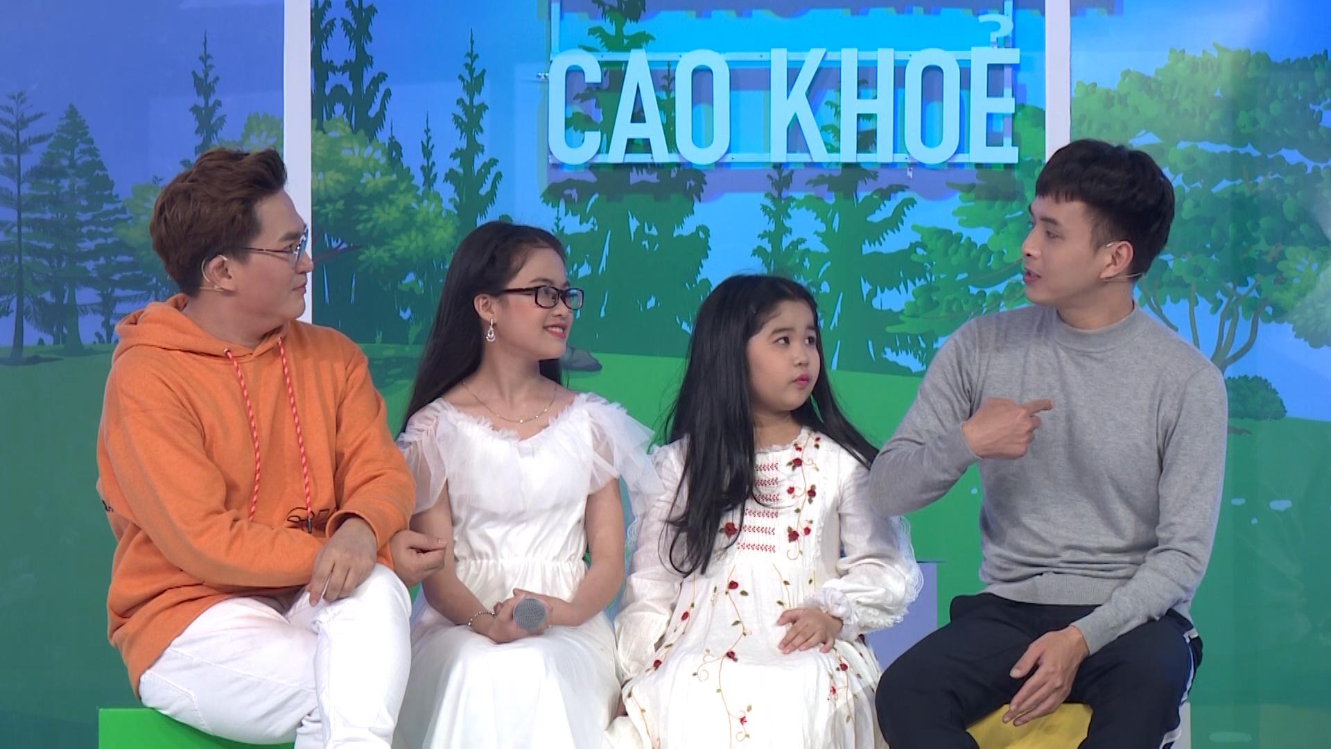 Hồ Quang Hiếu khuyên đấu sĩ nhí nghĩ về mình khi hátTình mẹ.