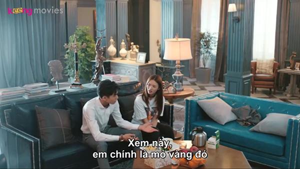 'Bỉ ngạn hoa' tập 37 - 38: Hóa ra ngoài Tống Uy Long và Hà Nhuận Đông thì từng có một hot boy theo đuổi Lâm Duẫn vô cùng cuồng nhiệt 0