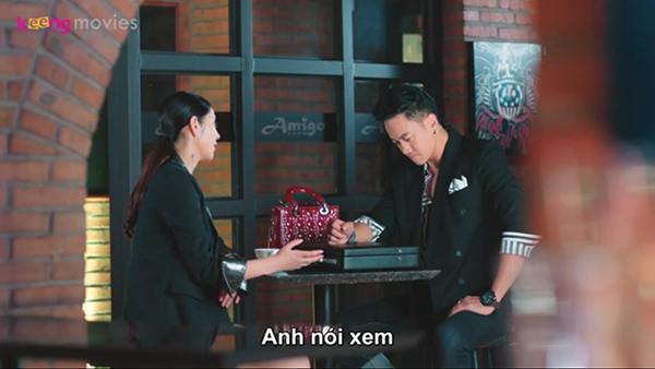 'Bỉ ngạn hoa' tập 37 - 38: Hóa ra ngoài Tống Uy Long và Hà Nhuận Đông thì từng có một hot boy theo đuổi Lâm Duẫn vô cùng cuồng nhiệt 3