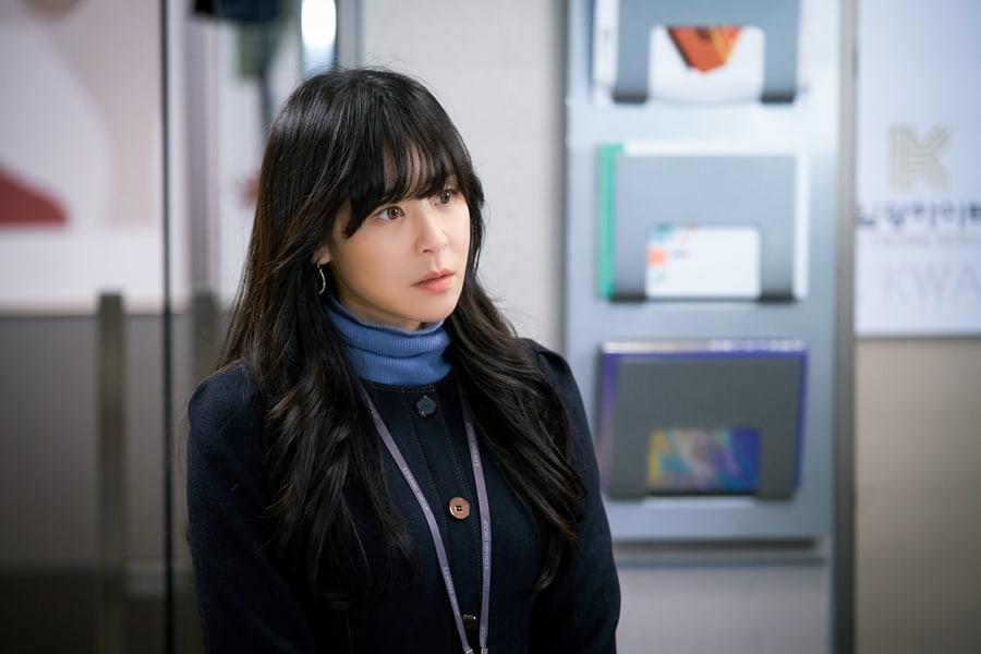 'Tình tay ba' căng thẳng giữa Choi Kang Hee, Lee Sang Yeob và Cha Soo Yeon trong 'Giả danh' 3