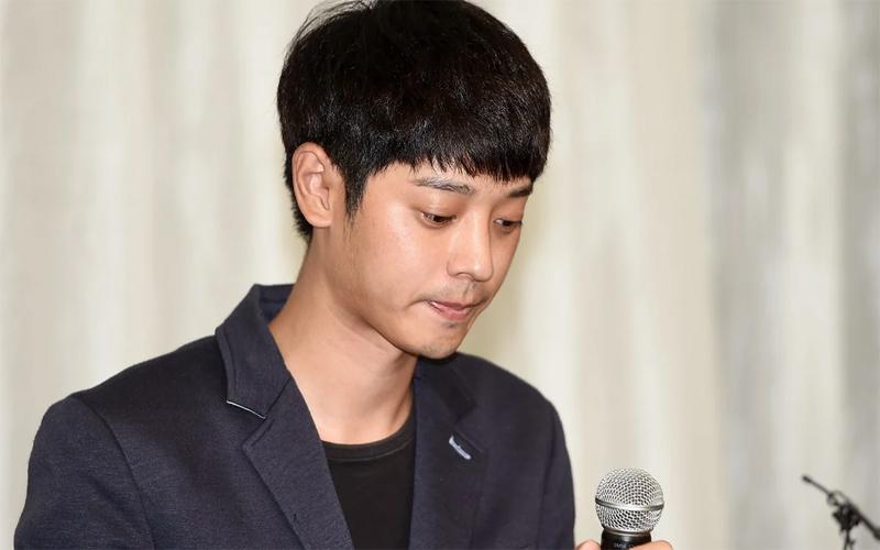 7 nghệ sĩ nổi tiếng Hàn Quốc bị 'cấm sóng' vì bê bối tội phạm tình dục 4
