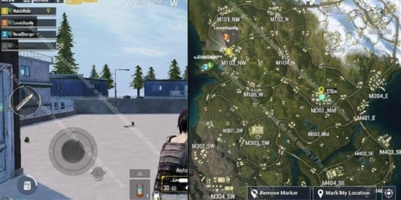 Tất cả những điều bạn cần biết về Fourex, bản đồ mới 'phối kết hợp' 4 map của PUBG Mobile 3