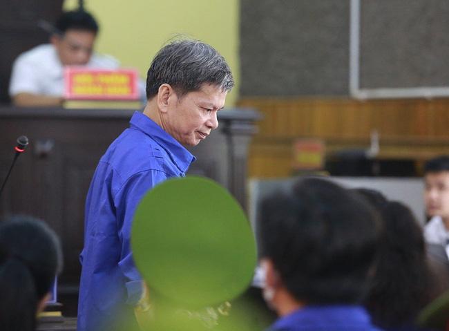 Bị cáo Huynh mong HĐXX tuyên mức án nhẹ hơn đề nghị của đại diện VKSND.