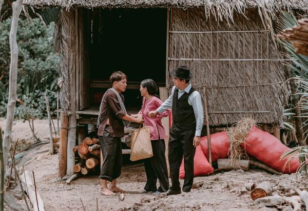 Châu Khải Phong chính thức trình làng MV 'Áo cũ tình mới', sản phẩm đầu tư nhất từ trước đến nay 1