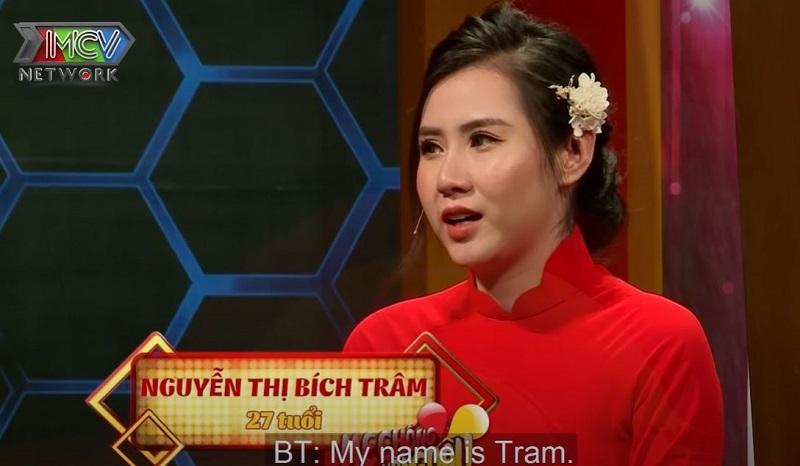 Cô Trần Thị Phúc và con dâu Nguyễn Thị Bích Trâm