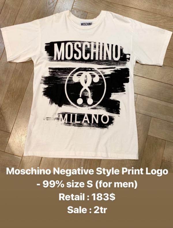 Có lần Kỳ Duyên bán áo Moschino giá hơn 4 triệu chỉ còn 2 triệu VNĐ.