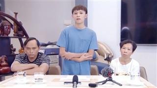 Hồ Văn Cường khẳng định không bị ai ép để quay video xin lỗi, đã được mẹ Phi Nhung tha thứ sau lỗi lầm vừa qua 1