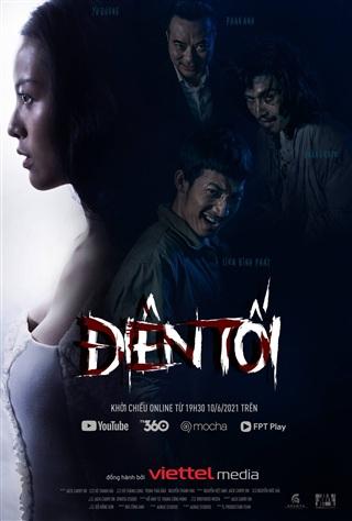 Poster phim Điên Tối.