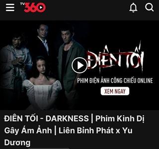 Điên Tối phát sóng trên FPT Play và TV360