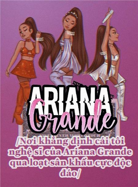 Ariana Grande đã có một năm huy hoàng như thế nào? 5