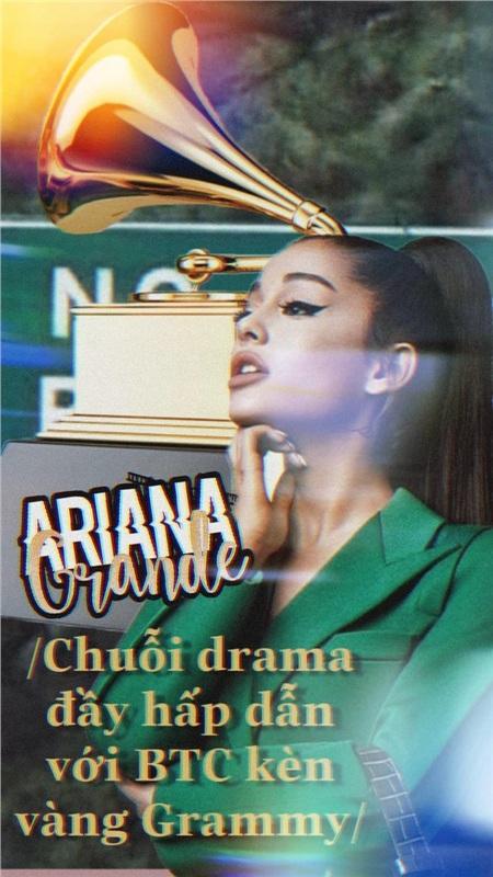 Ariana Grande đã có một năm huy hoàng như thế nào? 10
