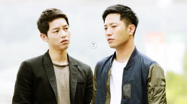 Dưới đây là chín khoảnh khắc tuyệt vời nhất của Yoo Si Jin và Seo Dae Young