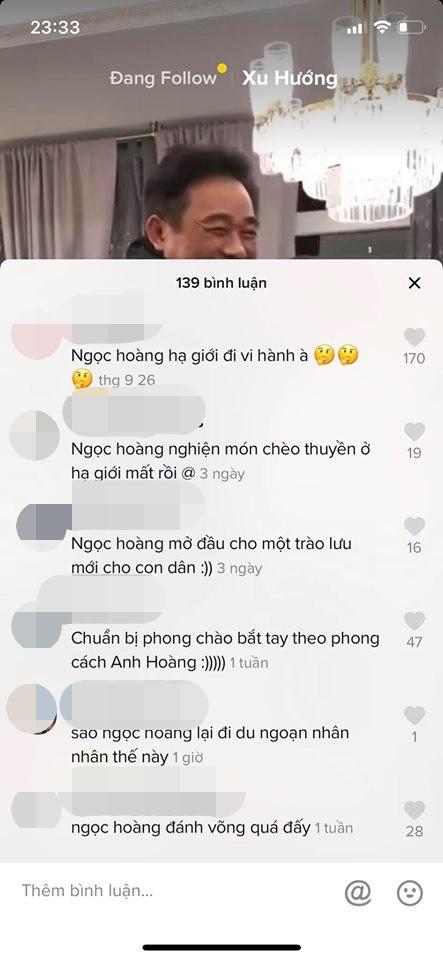 'Ngọc Hoàng' Quốc Khánh có hành động khiến dân mạng 'phát sốt' 1