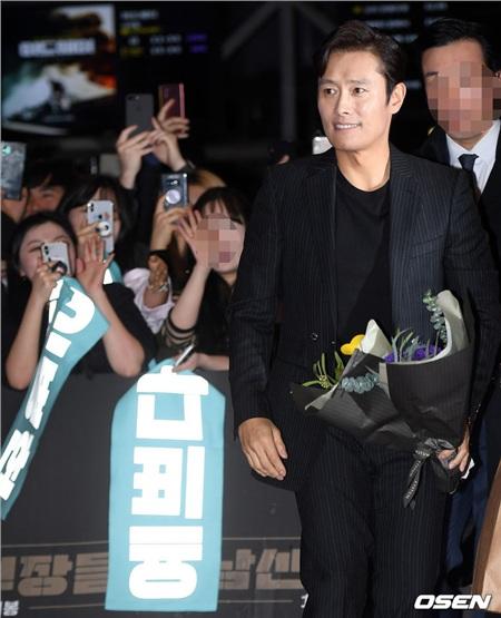 Han Ji Min - Bi Rain, Kim So Hyun cùng loạt sao Hàn dự công chiếu VIP phim của Lee Byung Hun 2