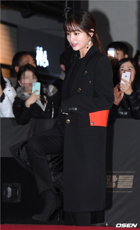 Han Ji Min - Bi Rain, Kim So Hyun cùng loạt sao Hàn dự công chiếu VIP phim của Lee Byung Hun 14