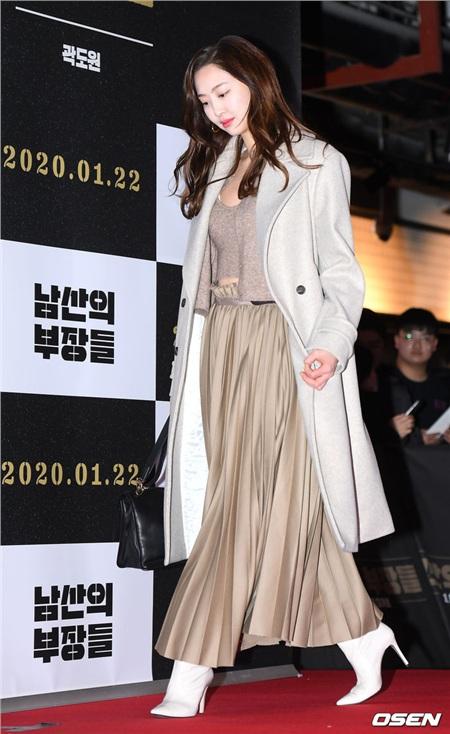 Han Ji Min - Bi Rain, Kim So Hyun cùng loạt sao Hàn dự công chiếu VIP phim của Lee Byung Hun 28