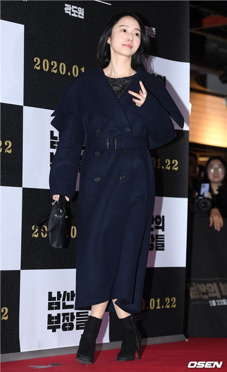 Han Ji Min - Bi Rain, Kim So Hyun cùng loạt sao Hàn dự công chiếu VIP phim của Lee Byung Hun 33