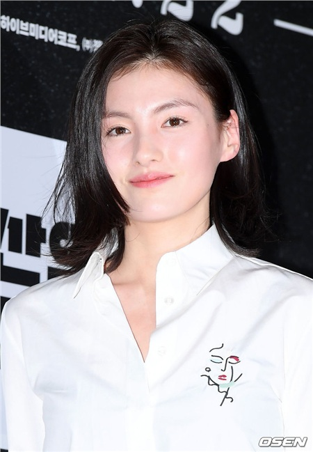Kim Yong Ji.