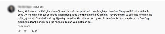 Cư dân mạng phẫn nộ chỉ trích Trang Trần.