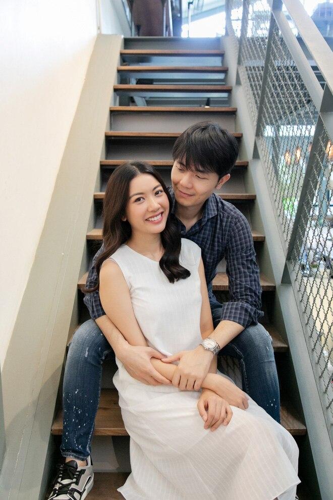 Thuý Vân đi đăng kí kết hôn: 'Từ giờ, tôi chính thức là người đã có gia đình' 4