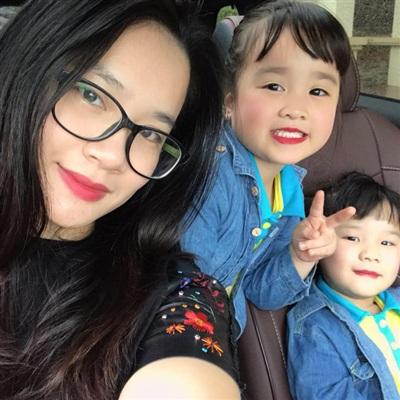 Vợ chồng Trang cũng dự định vẫn sẽ sinh thêm con nữa để gia đình lúc nào cũng đông vui và ngập tiếng cười.