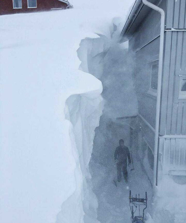 Chùm ảnh khiến cả thế giới vừa kinh ngạc vừa khâm phục những cư dân sống ở nơi có thời tiết khắc nghiệt tột cùng 12