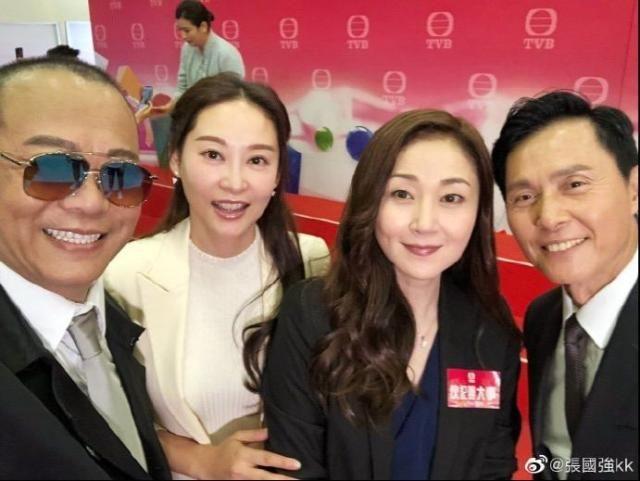Hai đại Thị đế Âu Dương Chấn Hoa, Mã Đức Chung cùng hợp tác trong phim mới của TVB 3
