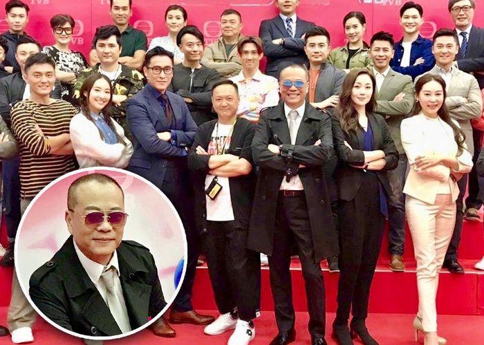 Hai đại Thị đế Âu Dương Chấn Hoa, Mã Đức Chung cùng hợp tác trong phim mới của TVB 7