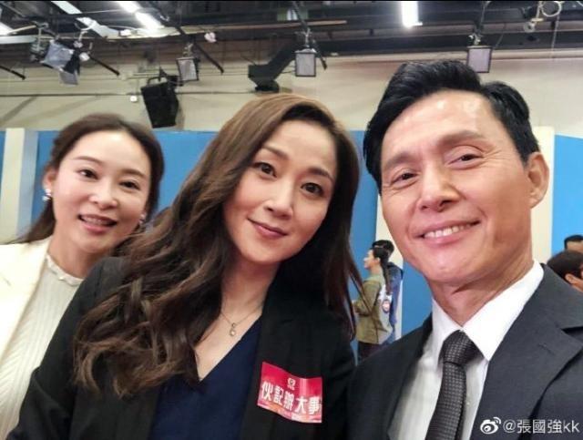Hai đại Thị đế Âu Dương Chấn Hoa, Mã Đức Chung cùng hợp tác trong phim mới của TVB 4