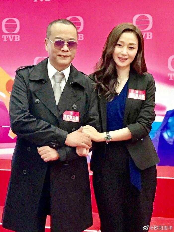 Hai đại Thị đế Âu Dương Chấn Hoa, Mã Đức Chung cùng hợp tác trong phim mới của TVB 6