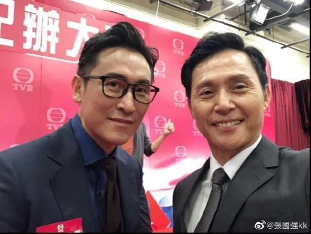 Hai đại Thị đế Âu Dương Chấn Hoa, Mã Đức Chung cùng hợp tác trong phim mới của TVB 5