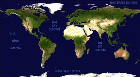 Một sự thay đổi lớn có thể sẽ khiến sách giáo khoa môn Địa lý làm lại hoàn toàn 0