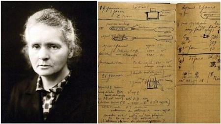 Ngôi mộ kỳ lạ của Marie Curie: Quan tài được lót lớp chì dày 2cm, bất kỳ ai đến thăm cũng phải mặc đồ bảo hộ 5