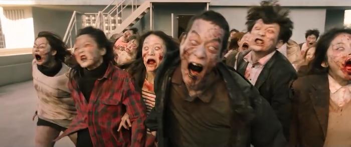 Trailer phim'#ALIVE':Park Shin Hye và Yoo Ah In chiến đấu với lũ zombie cực ngầu 5