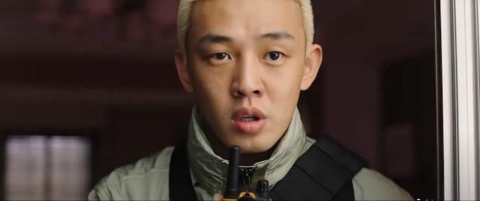 Trailer phim'#ALIVE':Park Shin Hye và Yoo Ah In chiến đấu với lũ zombie cực ngầu 1