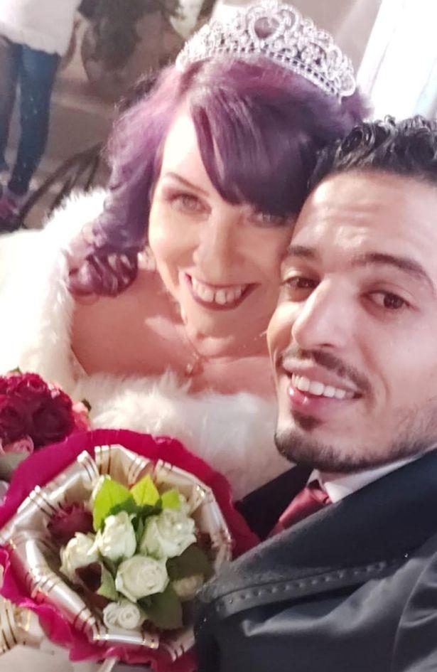 Cặp đôi kết hôn vào tháng 1/2020.