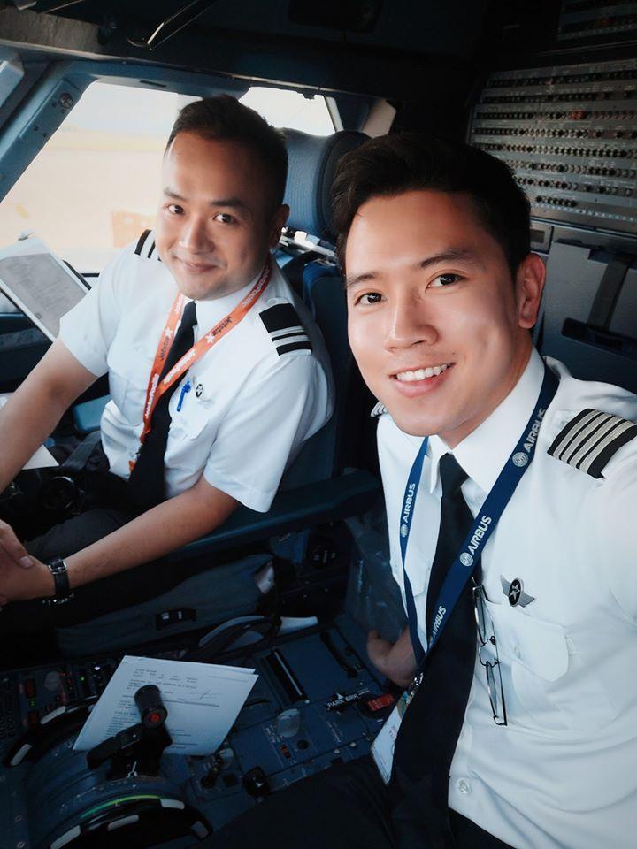 Cơ trưởng trẻ nhất Việt Nam - Quang Đạt tiết lộ những bí mật ít người biết về chi phí học tập và thu nhập siêu 'khủng' của nghề phi công 1