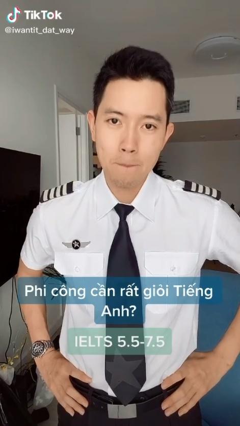 Cơ trưởng trẻ nhất Việt Nam - Quang Đạt tiết lộ những bí mật ít người biết về chi phí học tập và thu nhập siêu 'khủng' của nghề phi công 5