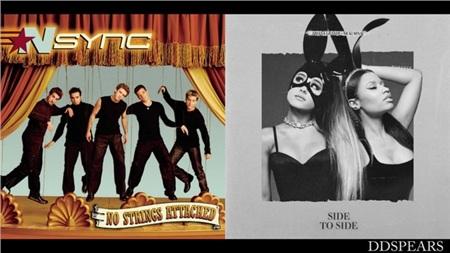 Sự kết hợp của bộ ba NSYNC, Ariana Grande, Nicki Minaj chắc chắn sẽ khiến khán giả bùng nổ.