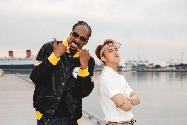 Hãy trao cho anh - Sơn Tùng ft Snoop Dogg.